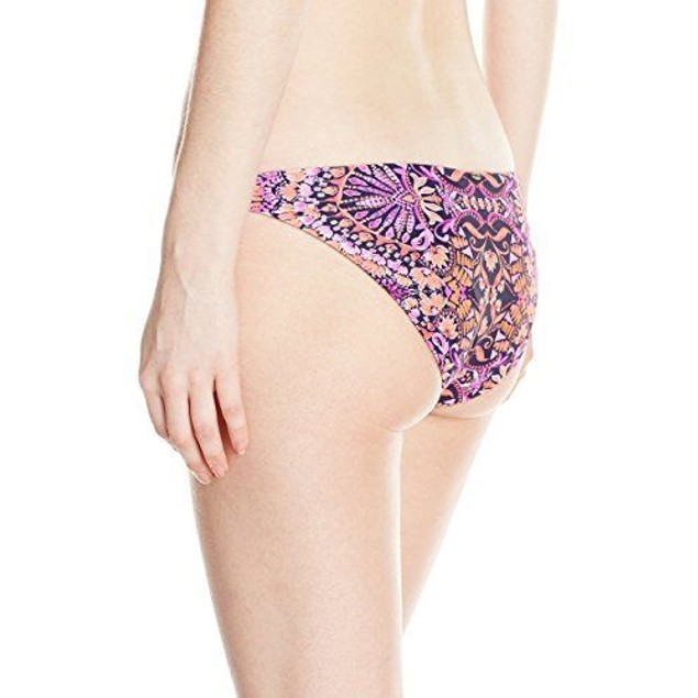 O'Neill Women's Surf Bazaar Classic Bikini Bottom, Multi Clr/Mul, SZ S