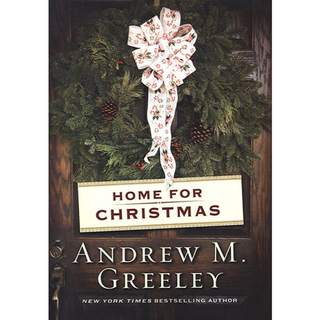 Home for Christmas Book, Christmas Books by Forge Books
