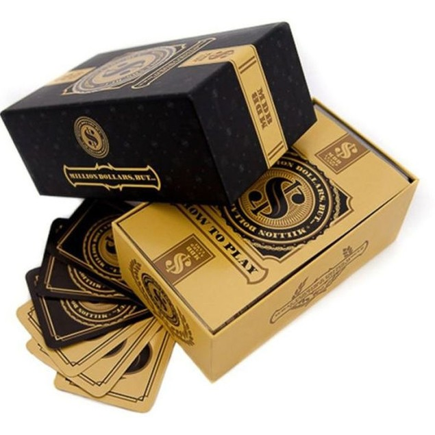Million Dollars But The Game, Adult Games by Cryptozoic Entertainment