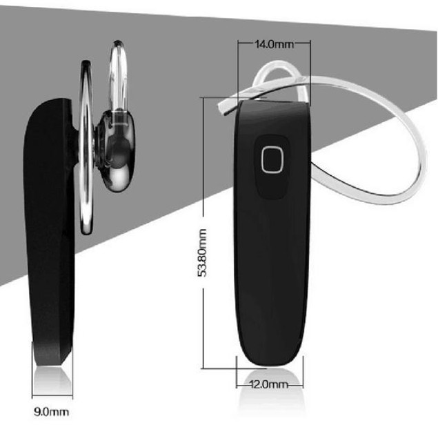 Stereo Hands-Free Earpiece For iPhone