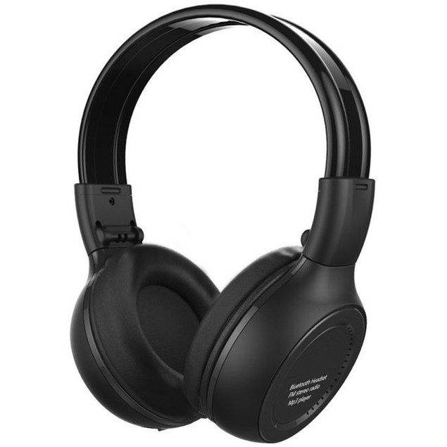 3.0 Stereo Bluetooth Wireless Headset/Headphones With Call Microphone