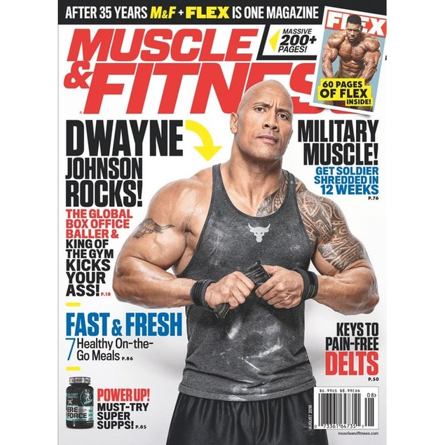 Muscle & Fitness Magazine Subscription