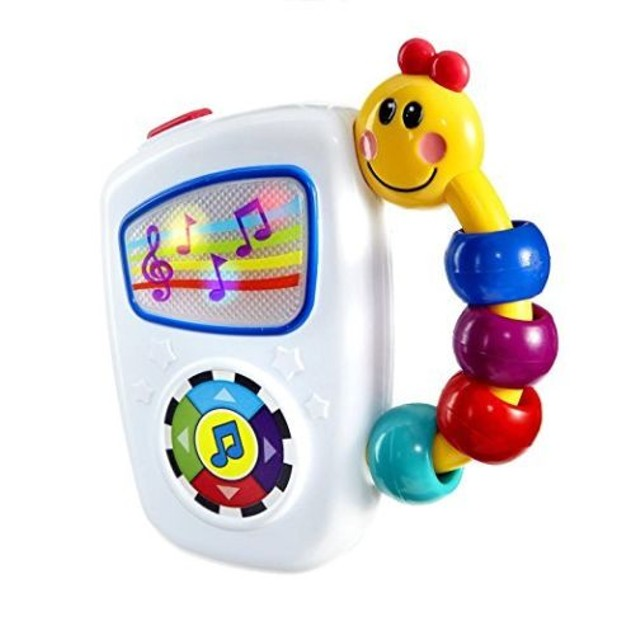 Baby Einstein Toy Musical Tunes Along Take Plush Learning