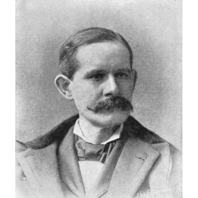 Austin Biron Bidwell (D. 1899). /Namerican Con Man. Poster