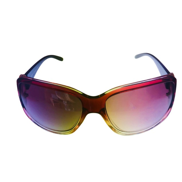 Esprit Womens Sunglass Violet Fade Rectangle Plastic, ET19314 577