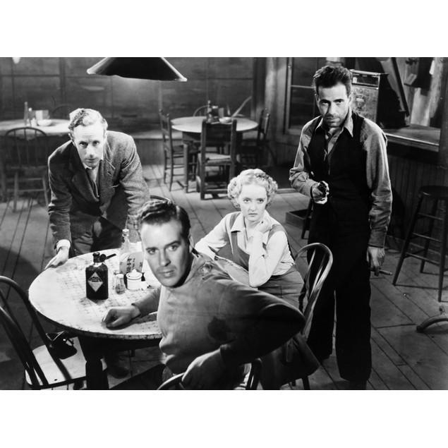 The Petrified Forest, 1936. /Nleslie Howard, Humphrey Bogart, Bette Davis A