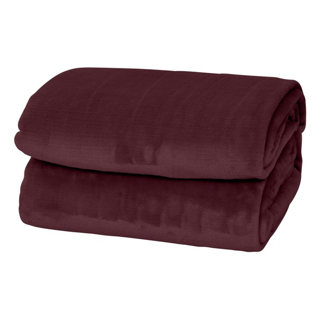 Kingston Lane Silky Soft Thick Plush Sofa Throw Blanket