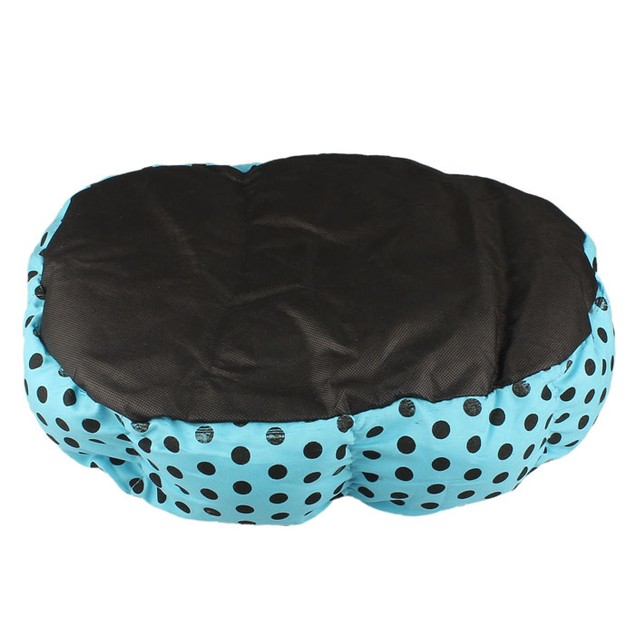 Polka Dot Pet Bed - Assorted Colors