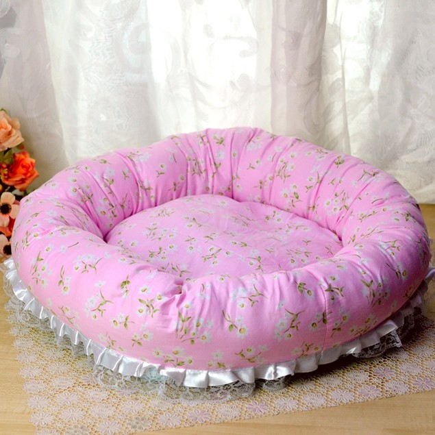 Soft Round Pet Cushion