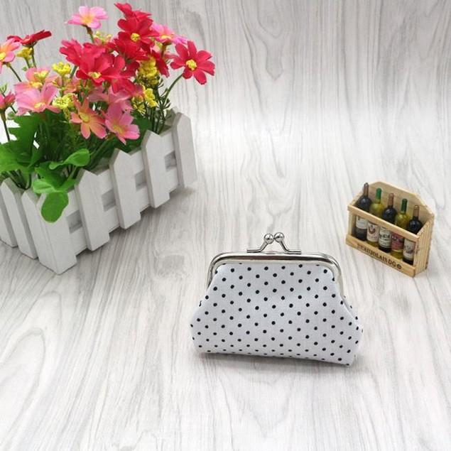 Womens Small Wallet Holder Coin Purse Clutch Handbag Bag