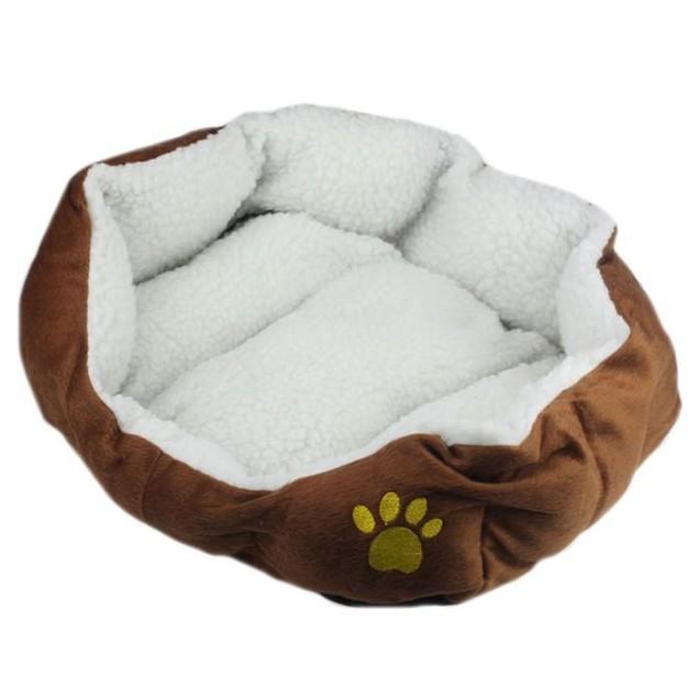 Warm Fleece Pet Bad - Assorted Colors