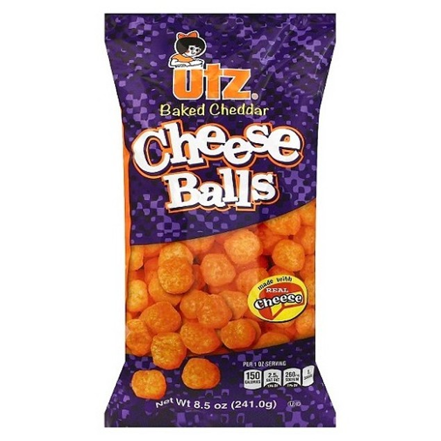 Utz Baked Cheddar Cheese Balls