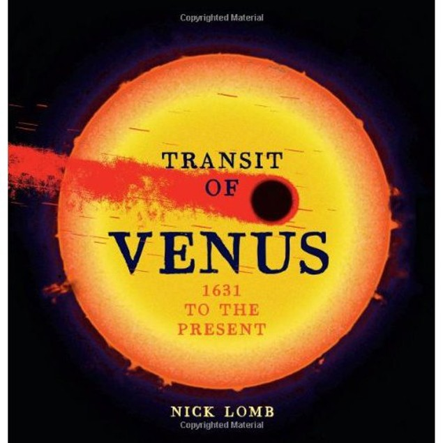 Transit of Venus Book, Astronomy by The Experiment