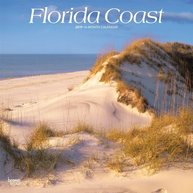 Florida Coast Wall Calendar, Florida by Calendars