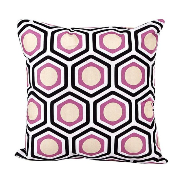 Geometric Shape Sofa Bed Home Decor Pillow Case Cushion Cover