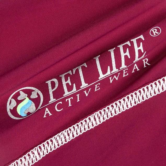 Pet Life Active 'Racerbark' Performance Active Dog Tank Top T-Shirt