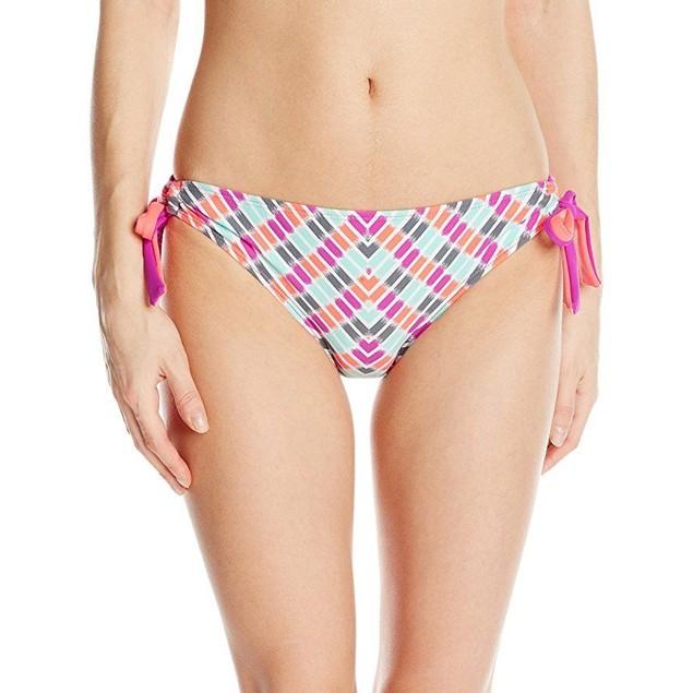 Next Women's Go with The Flow Tubular Tunnel Side Bikini Bottom SZ: S