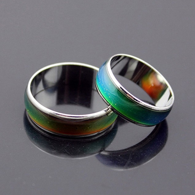 Couple's Mood Ring