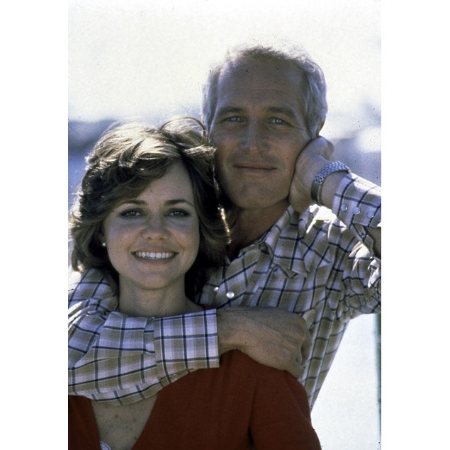 Sally Field and Paul Newman Poster
