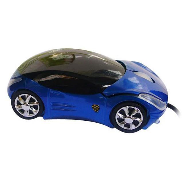 Car Shaped USB 3D Optical Mouse