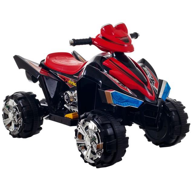 Lil' Rider Pro Circuit Hero 4 Wheeler - Sound Effects