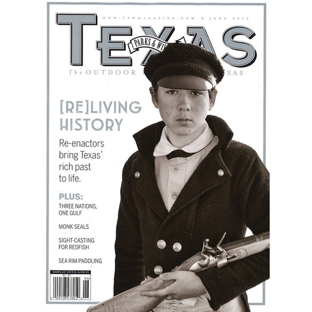 Texas Parks & Wildlife Magazine Subscription