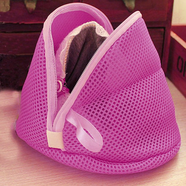 1pc Bra Lingerie Lingerie Stockings Saver Protect Small Mesh Bag For Women