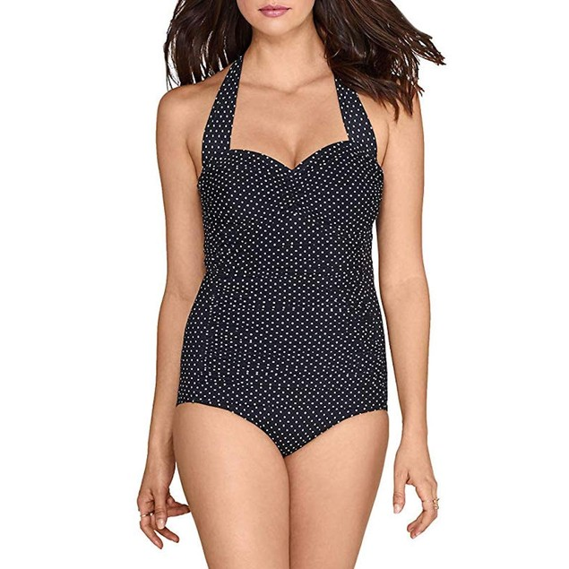 Robin Piccone Women's Ava Side Tab Bikini Bottom SZ L