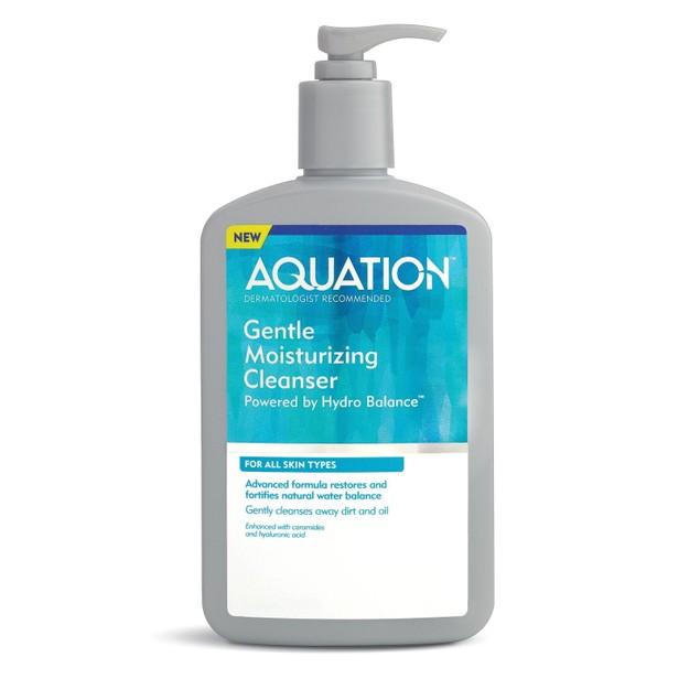 Aquation Gentle Moisturizing Cleanser, 16 Fluid Ounce