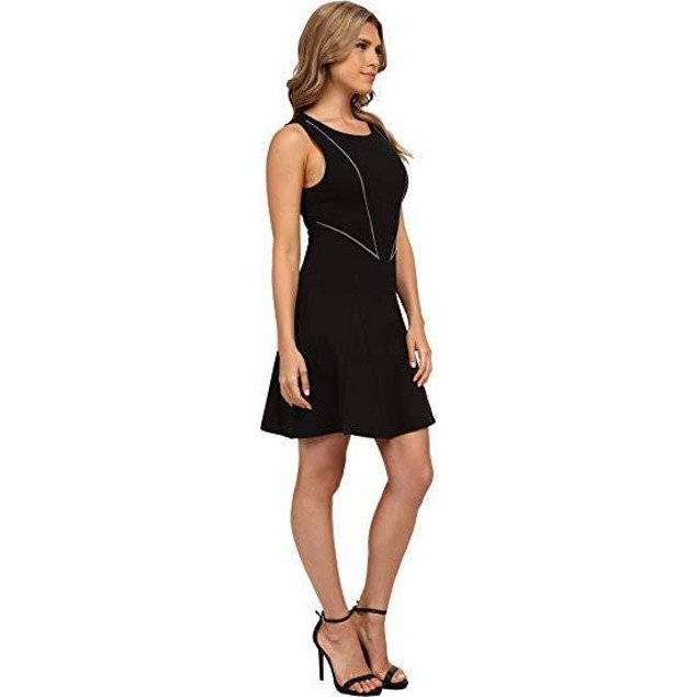 Tart Women's Deandra Dress Black Dress SM (US 2-4)