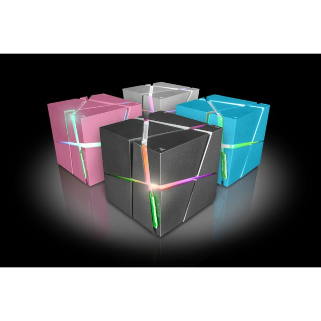 The Cube Bluetooth Speaker
