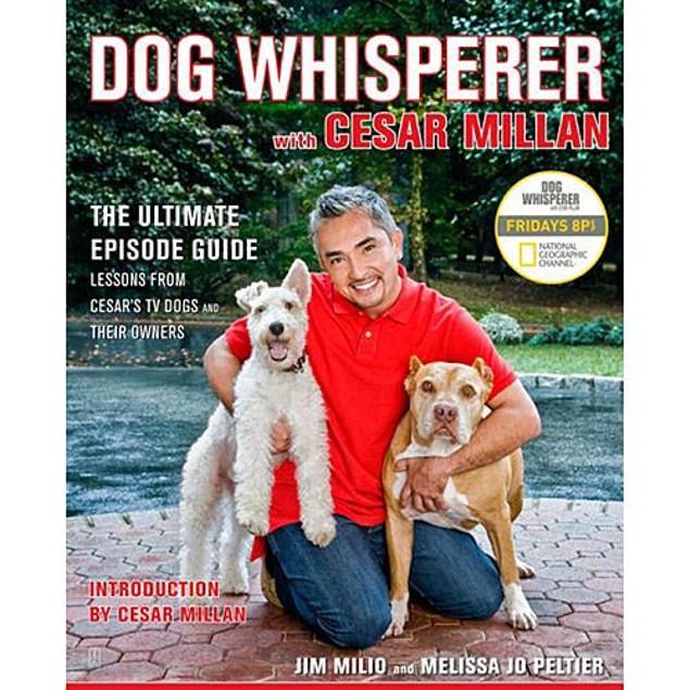 Dog Whisperer with Cesar Millan Book, Dog Training by Simon&Schuster New Yo