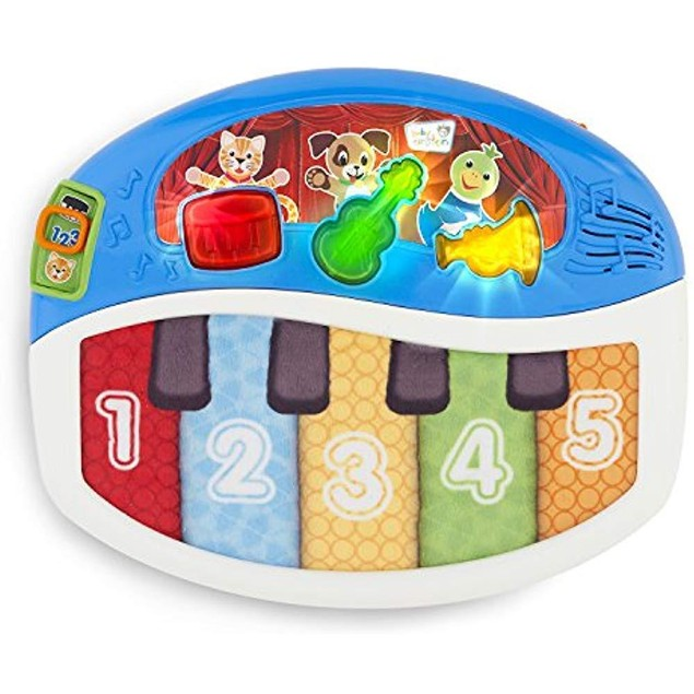 Discover & Play Piano Musical Baby Toddler Toy