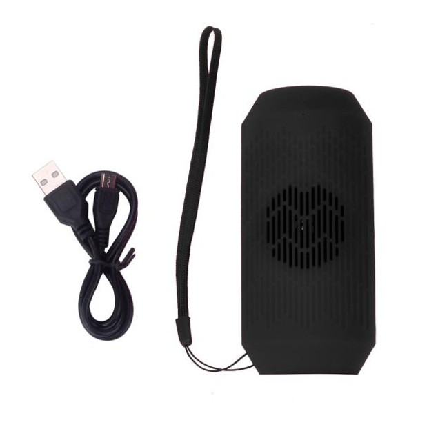 Cans Subwoofer Portable Wireless Bluetooth Speaker J-16