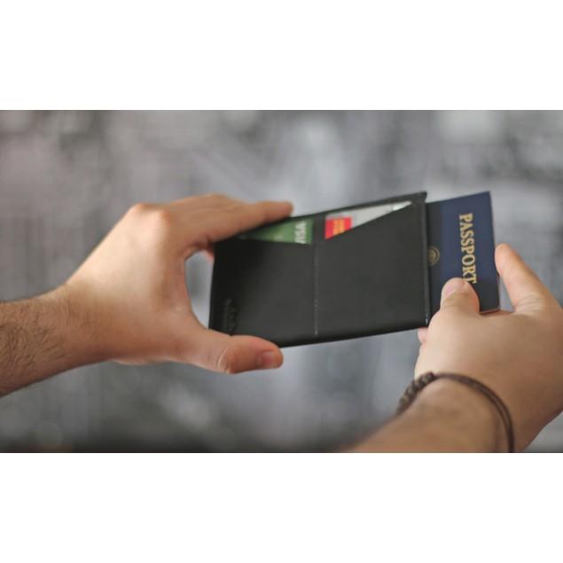 Dash Co. Travel Passport Wallet