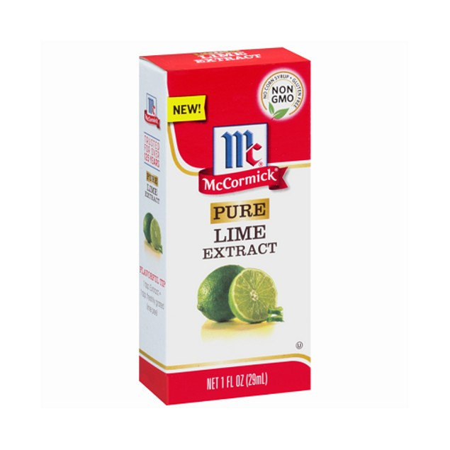 McCormick Pure Lime Extract