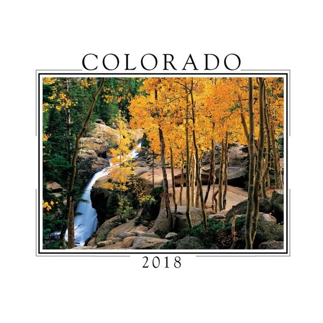 Colorado Mini Wall Calendar, Colorado by Calendars