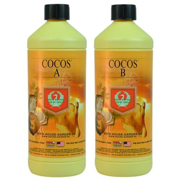 House and Garden Cocos A 200 Liter (1/Cs)