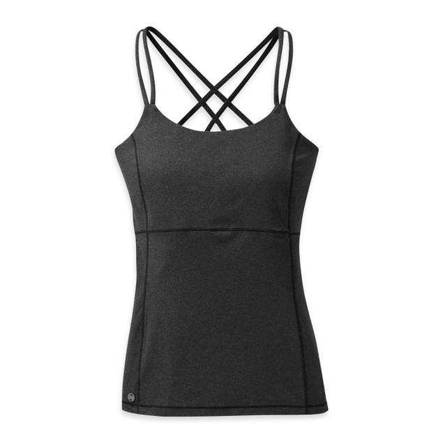 Outdoor Research Women's Nuance Tank Black SIZE MEDIUM