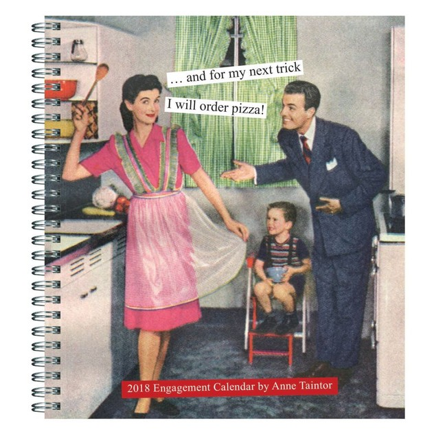 Anne Taintor Engagement, Women's Humor by Calendars