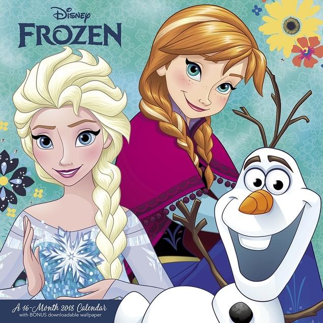 Disney Frozen Wall Calendar, Disney Frozen by ACCO Brands