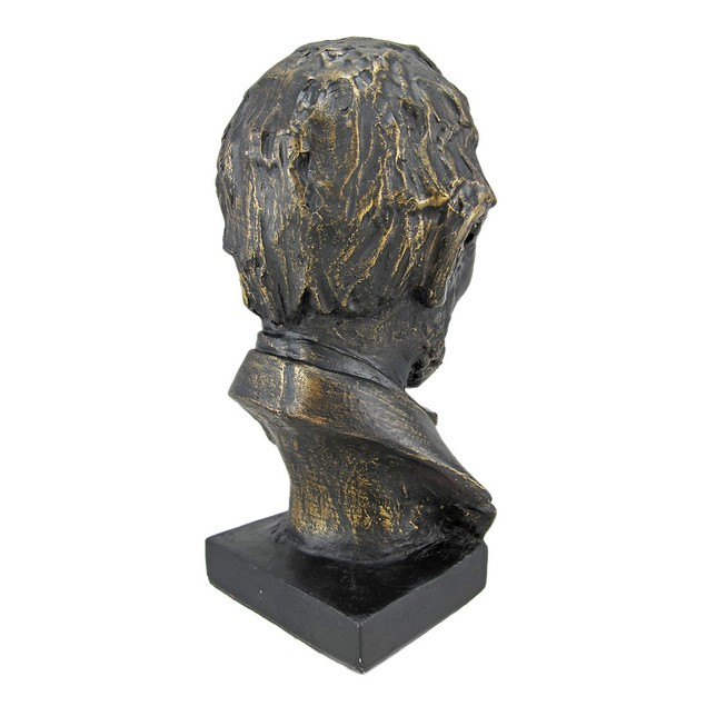 Bronze Finish Abraham Lincoln Bust Statue Statues