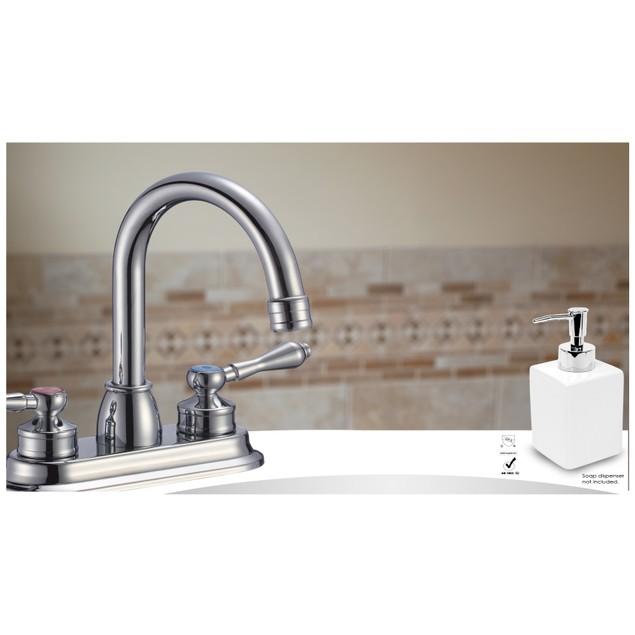 LUXEflo Verdugo Centerset Lavatory Faucet