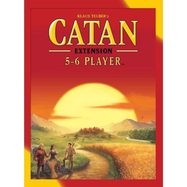 Catan Extension, Classic Games by Alliance Game Distributors