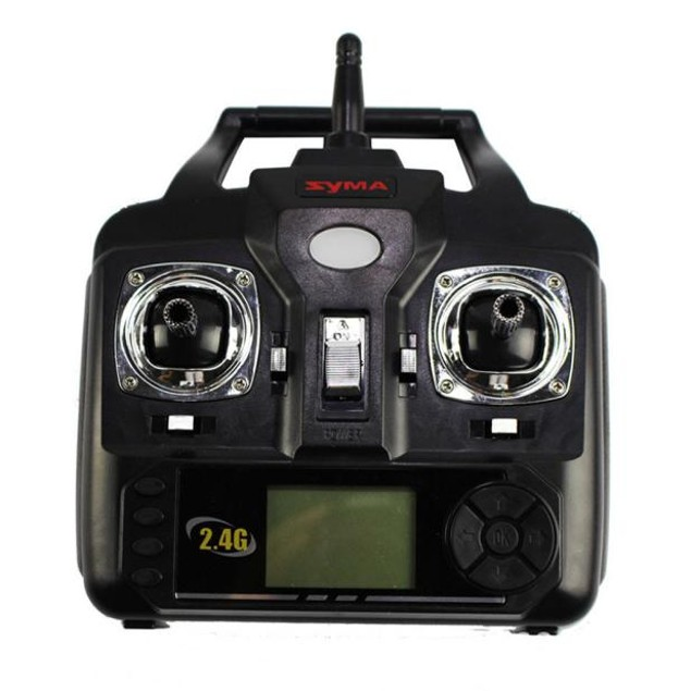 2.4G Remote Controller RC Transmitter for Syma X5 X5C X5C-1 X5SW Quadcopter