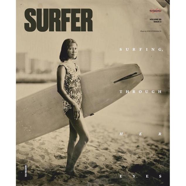 Surfer Magazine Subscription