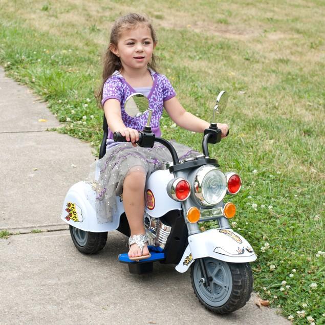 Lil' Rider Road Warrior Motorcycle