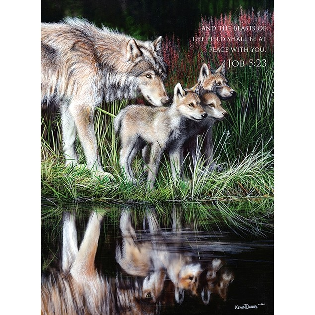Reflections 1000 Piece Puzzle, 1,000 Piece Puzzles by LPF Limited