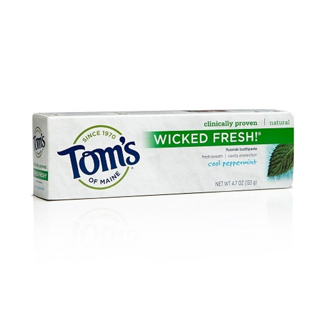 Tom's of Maine Wicked Fresh Cool Peppermint Toothpaste