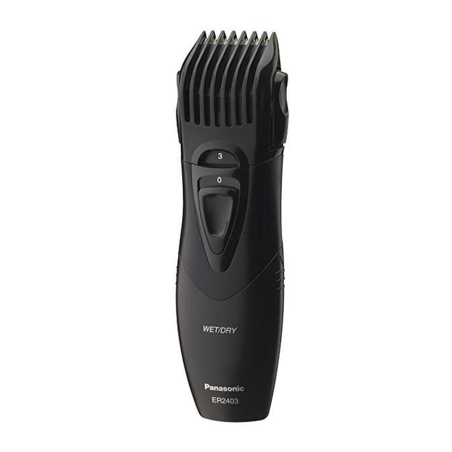Panasonic ER2403K Moustache & Beard Trimmer W/ 5